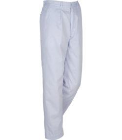 PANTALON 1/2 cintura elastica industrial blanco unisex